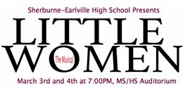Announcement of Little Women Musical