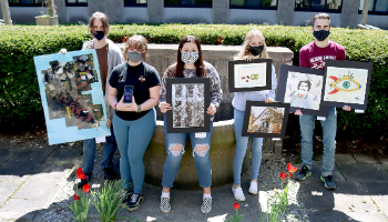 SEHS shines at Art Show