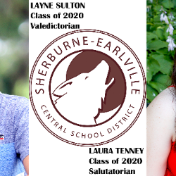Sulton, Tenney lead Class of 2020