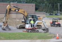 Renovations underway at SECSD