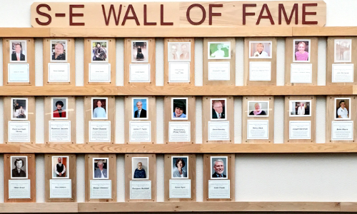S-E Wall of Fame (4/2020)
