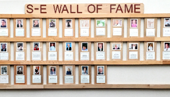 Wall of Fame Ceremony Postponed