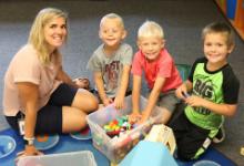S-E welcomes Kindergarten kids