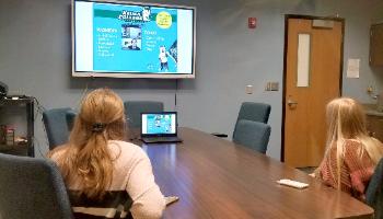 Virtual College Visits Underway