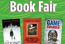 Book Fair starts October 28