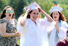 Students graduate at SEHS Ceremony 2019