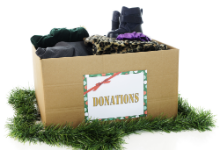 Clothing Donations image