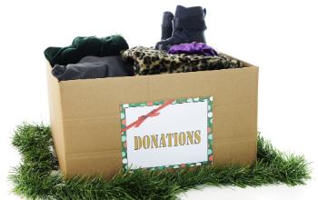 Clothing Donations image
