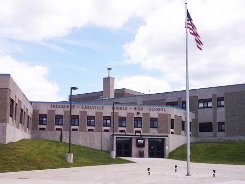 SEHS Building