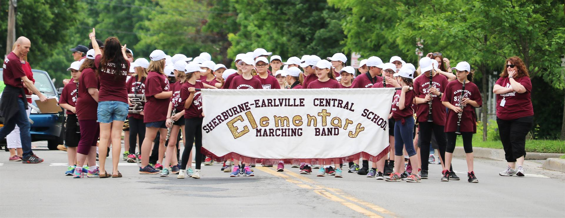 Sherburne Pageant of Bands 2018 Elementary photo
