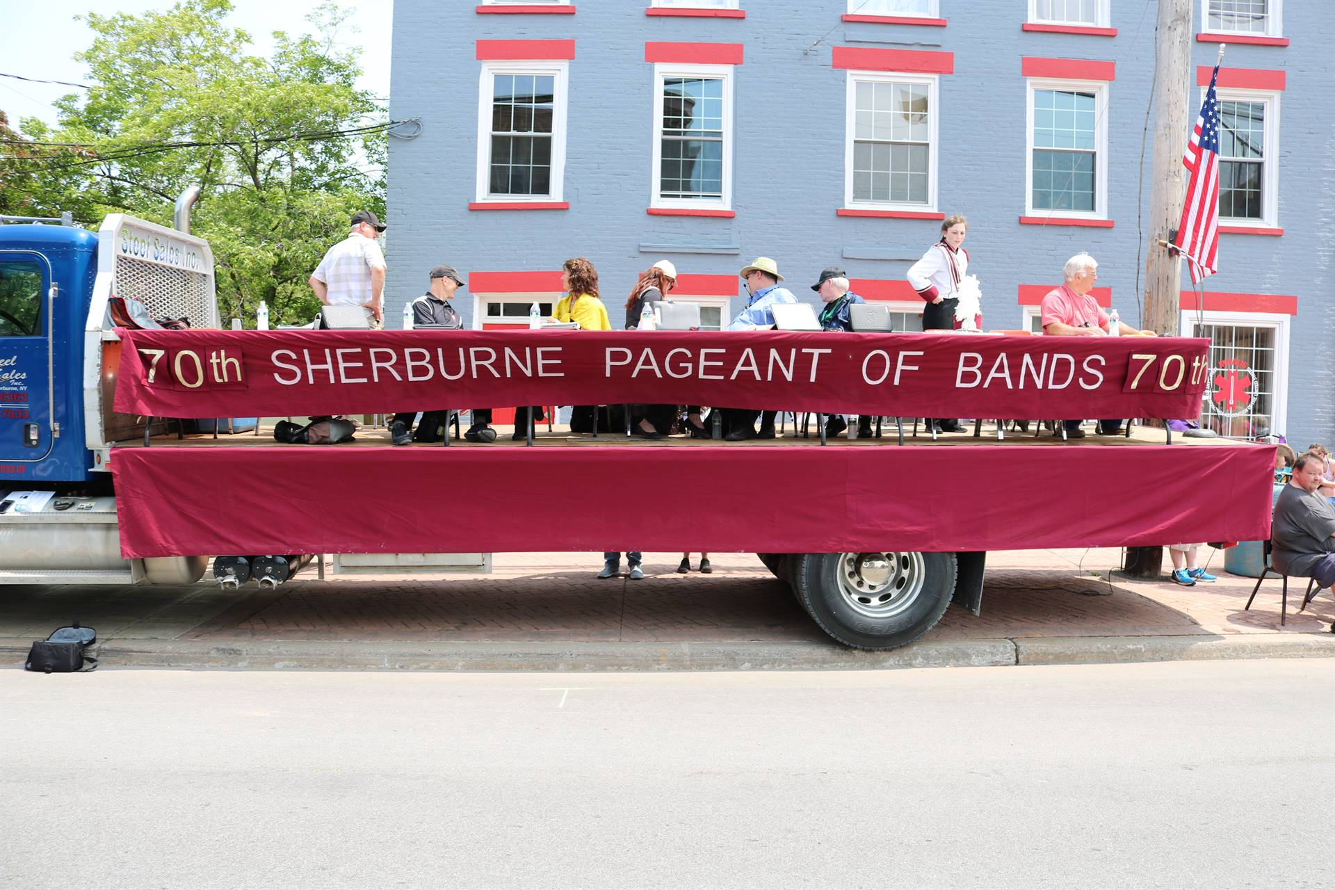 70th annual Sherburne Pageant of Bands 2019