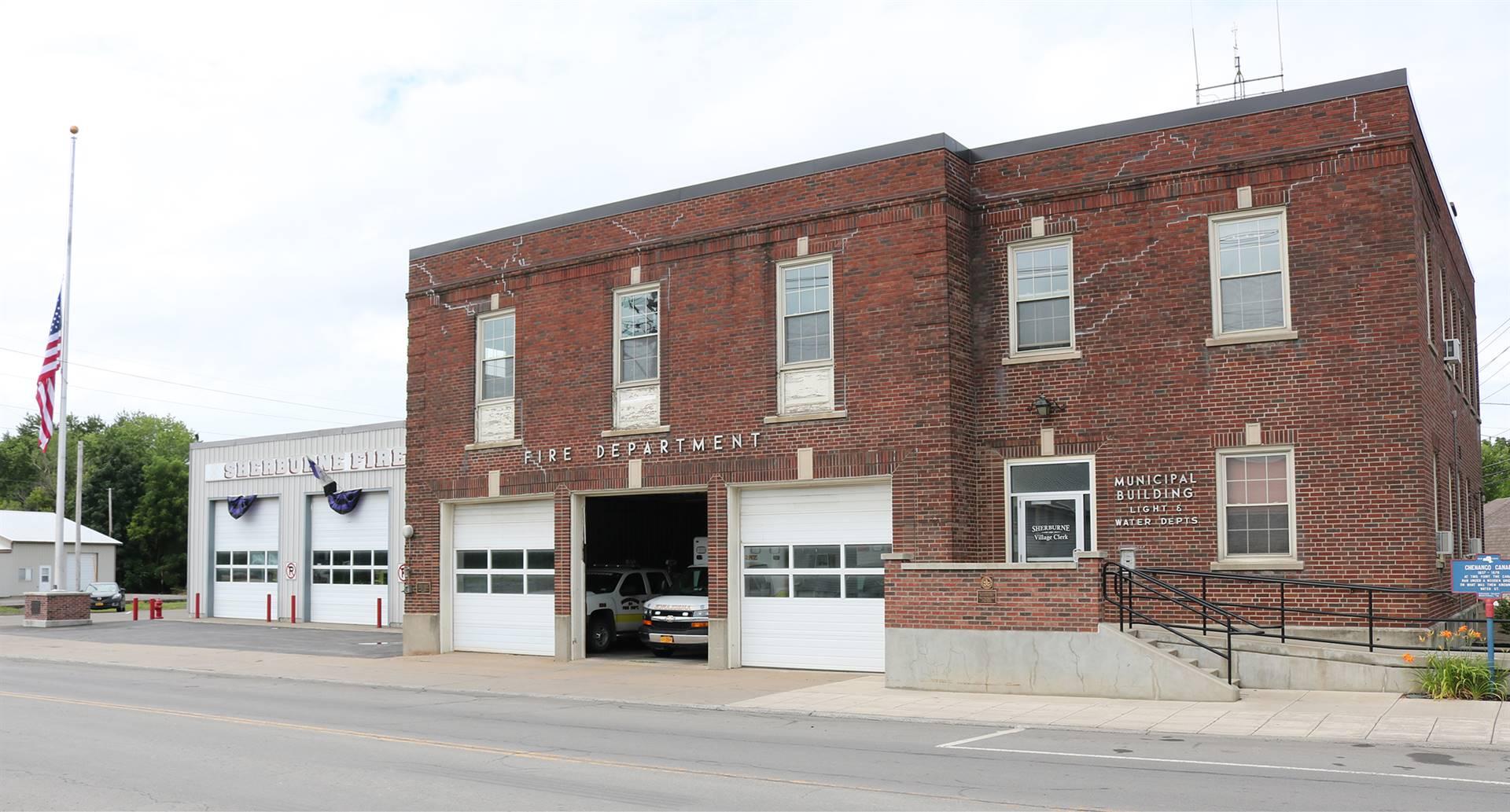 Sherburne Fire Department