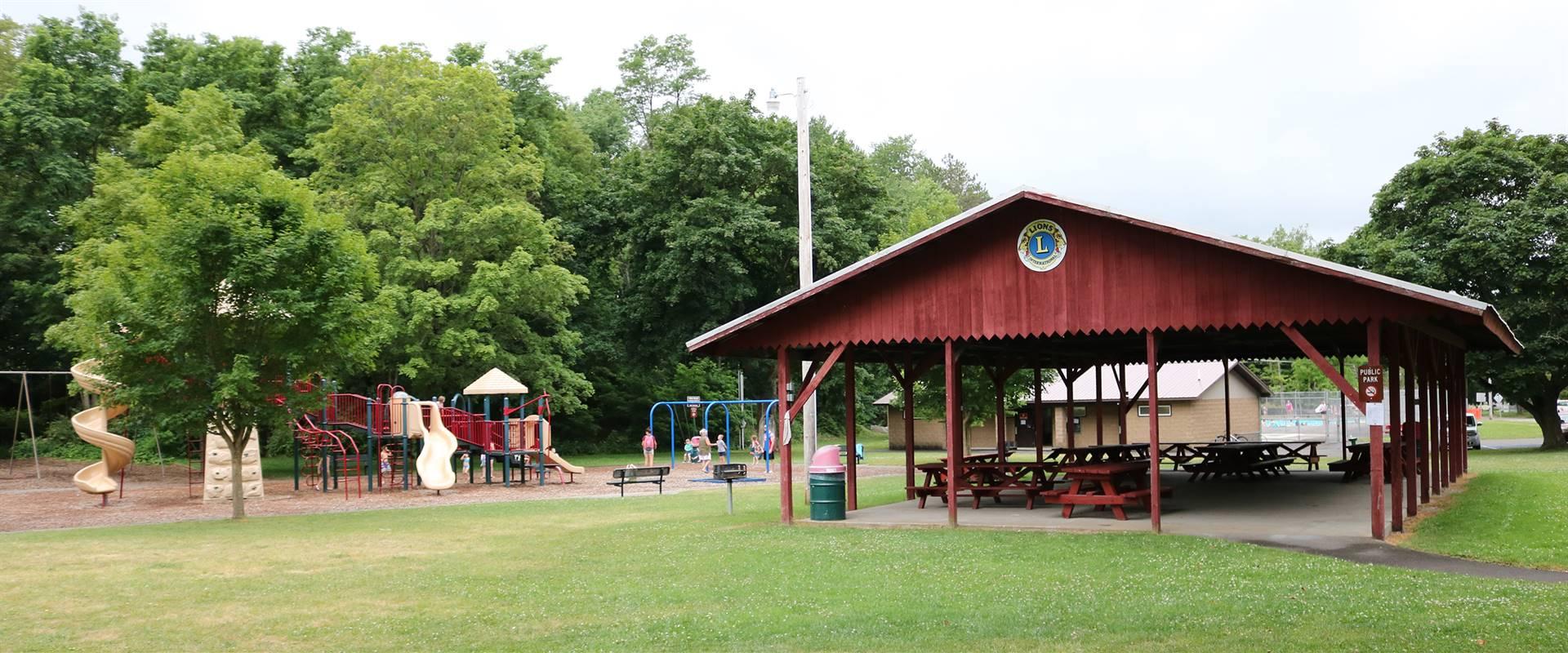 Paddleford Park