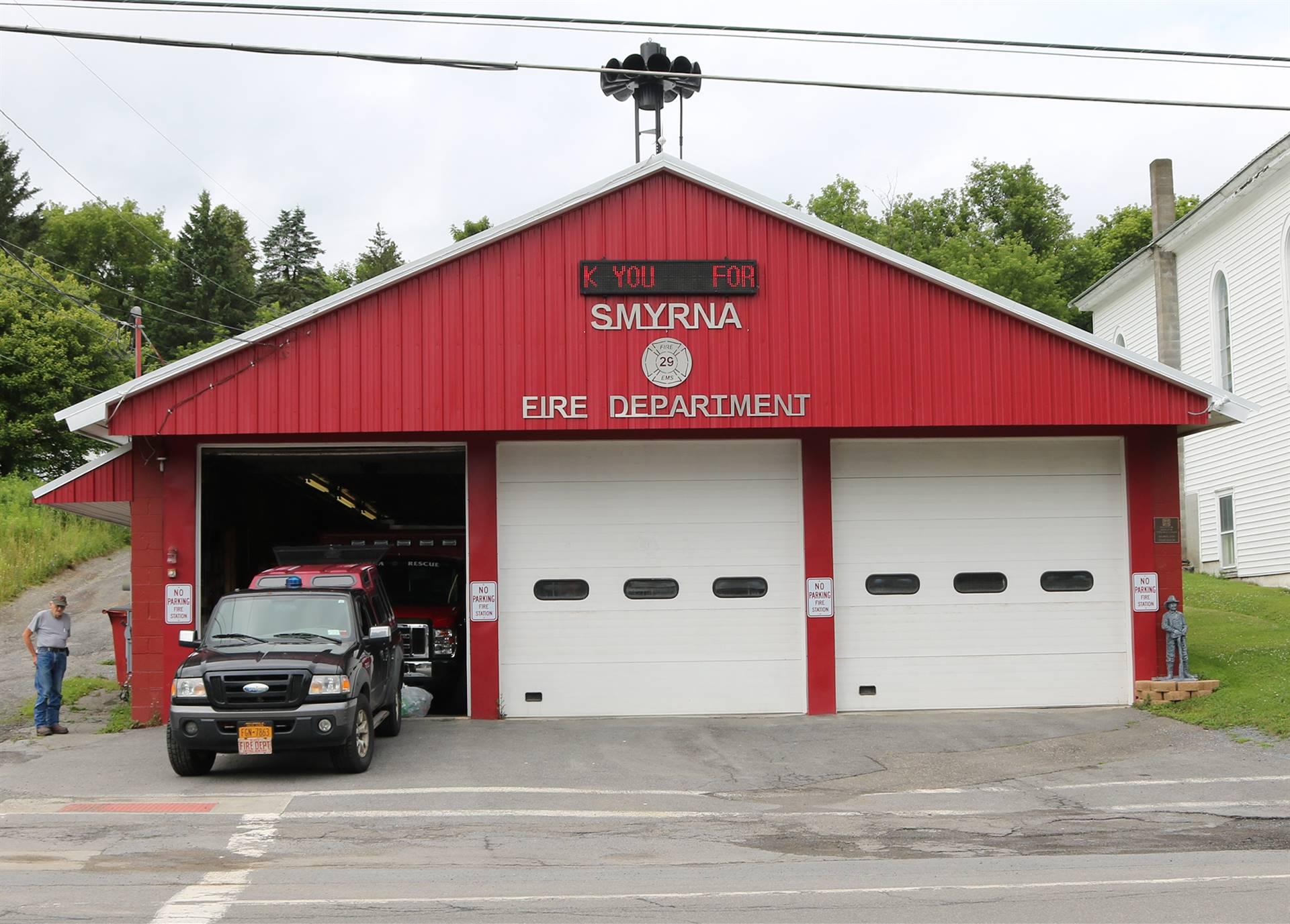 Smyrna Fire Department