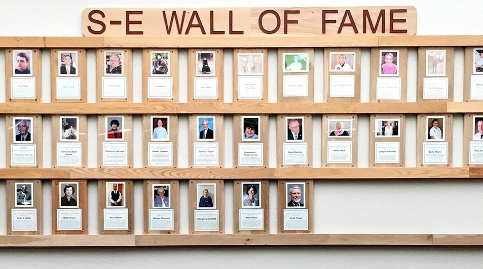 S-E Wall of Fame (5/2020)