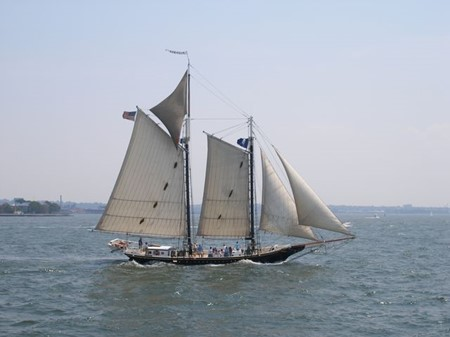 PHOTO of a sailboat
