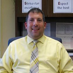 Photo of HS Principal