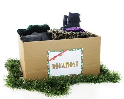 Donations box 2019